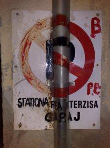 Stationarea interzisa