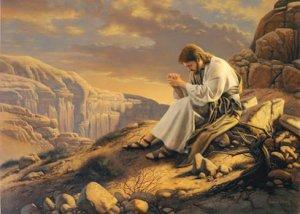 isus rugaciune