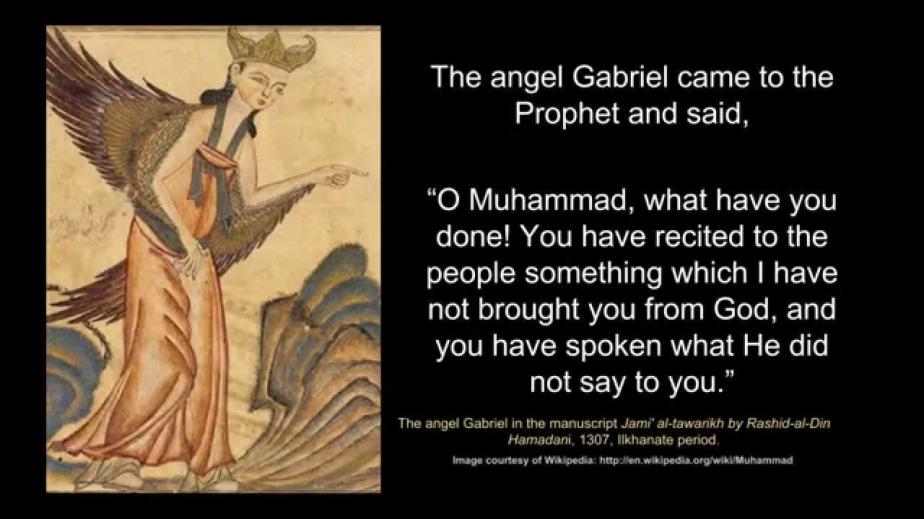 Versetele satanice dinCoran