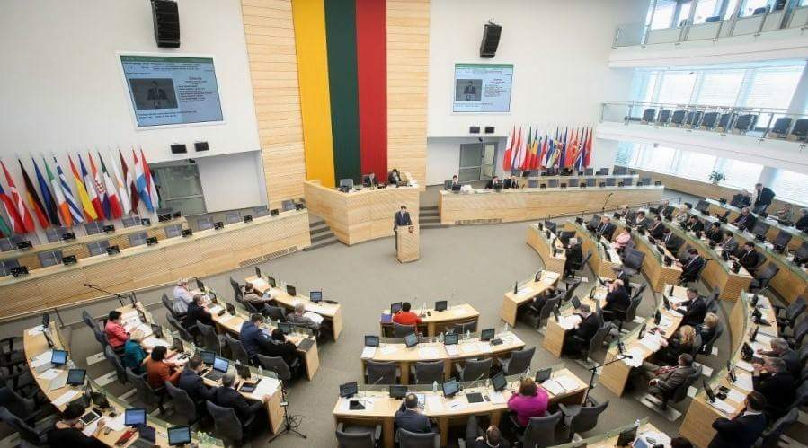 LITUANIA RESPINGE LEGALIZAREA CĂSĂTORIILORHOMOSEXUALE
