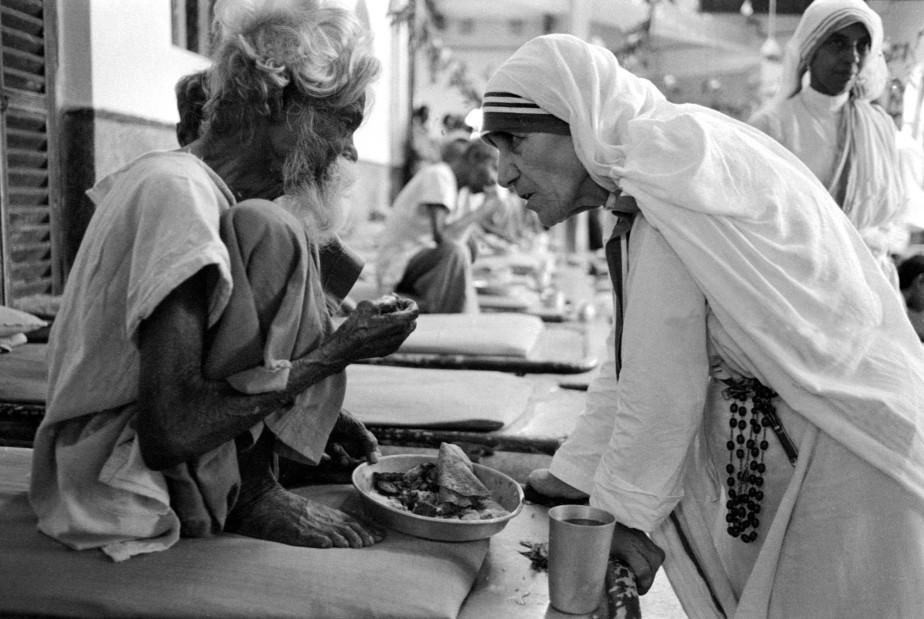 Maica Tereza: săracii sunt oameniminunați