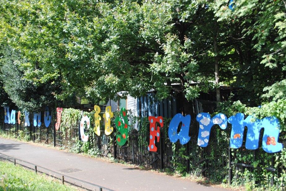 Hackney City Farm | Ferma urbana pentru familii / copiiLondra